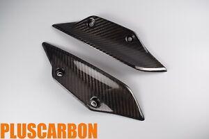 Front Fairing Spoiler Winglets 2009 2014 Bmw S1000rr Carbon Fiber
