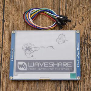 4-2inch-E-Paper-Display-Module-400x300-Resolution-Black-White-SPI-Interface