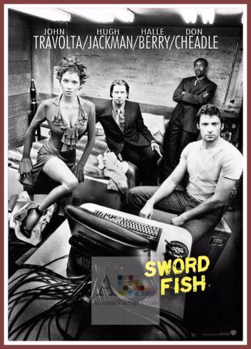 Swordfish     21st Century Movie Posters Classic Cinema 2001