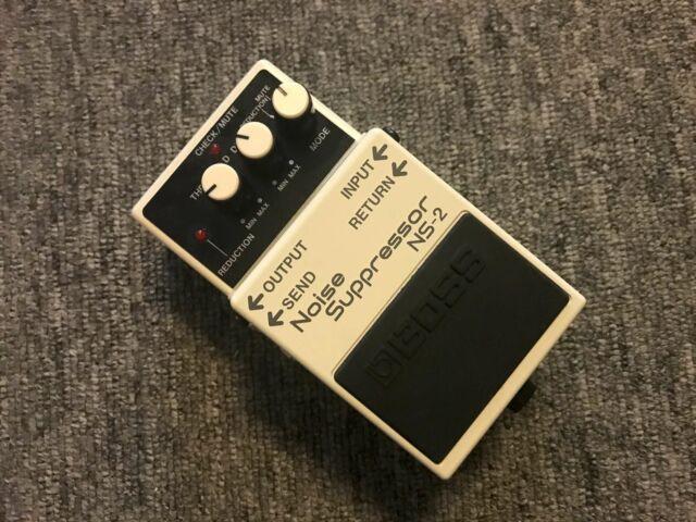 Noise Suppressor NS-2| BOSS Pedal