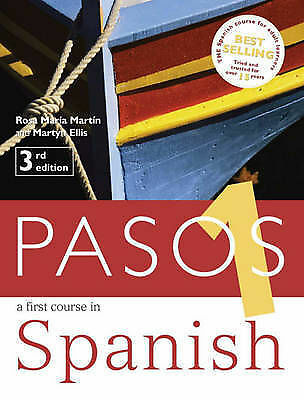 Pasos 1: Student Book: A First Course in Spanish