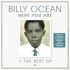 BILLY OCEAN - HERE YOU ARE/THE BEST OF BILLY OCEAN NEW CD