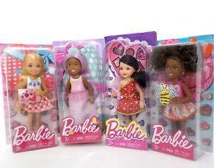 Barbie Chelsea Mini Doll Valentine/'s Day