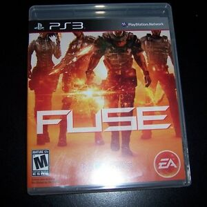 Details about Replacement Case (NO GAME) FUSE PLAYSTATION 3