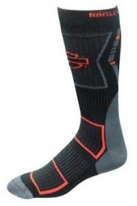 Harley-Davidson-Wolverine-Men-039-s-CoolMax-Mid-Calf-Riding-Socks-D99085270-001