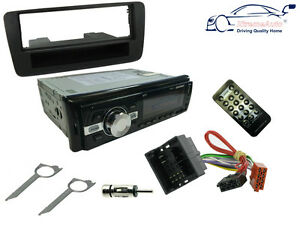 audi a1 2010 car stereo head unit radio bluetooth aux. Black Bedroom Furniture Sets. Home Design Ideas