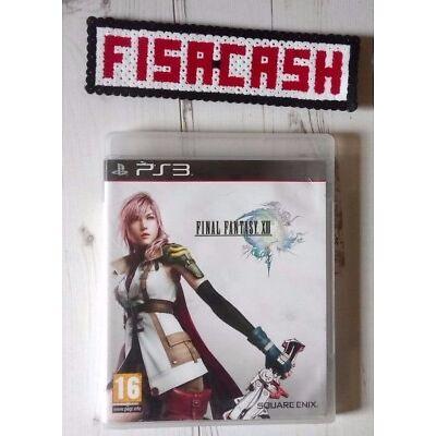 Final Fantasy XIII - Jeux PS3 / Avec Notice