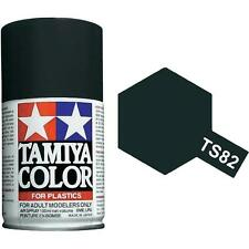 Tamiya TS-82 Rubber Black Spray Paint Can 3 oz 100ml 85082 Naperville