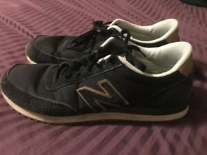 new balance 501 black and brown