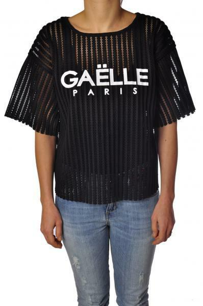 Gaëlle Paris  -  Sweaters - Female - schwarz - 2191917A183659