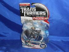 Transformers Dark Of The Moon Barricade Deluxe Mechtech Still Sealed Hasbro 2010