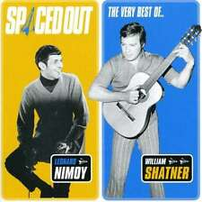 LEONARD NIMOY & AND WILLIAM SHATNER ( NEW CD ) SPACED OUT - THE VERY BEST OF