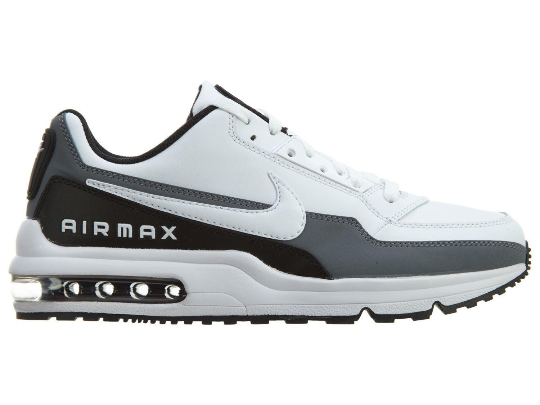 NIKE AIR MAX LTD 3 WHITE/BLACK-COOL GREY 687977 105 MEN SZ 9