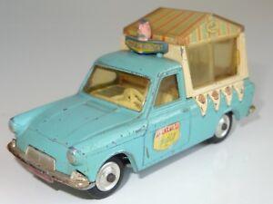 (l) Corgi Ford Thames Walls Ice Cream Van - 447-afficher Le Titre D'origine