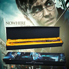 """14.5"""" New In Box Harry Potter Magical Magic PVC Wand Replica Cosplay GIFT"""