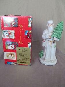 ENESCO-THE-SANTA-CLAUS-SHOPPE-ST-NICHOLAS-CIRCA-1880-CHRISTMAS-PORCELAIN-1987
