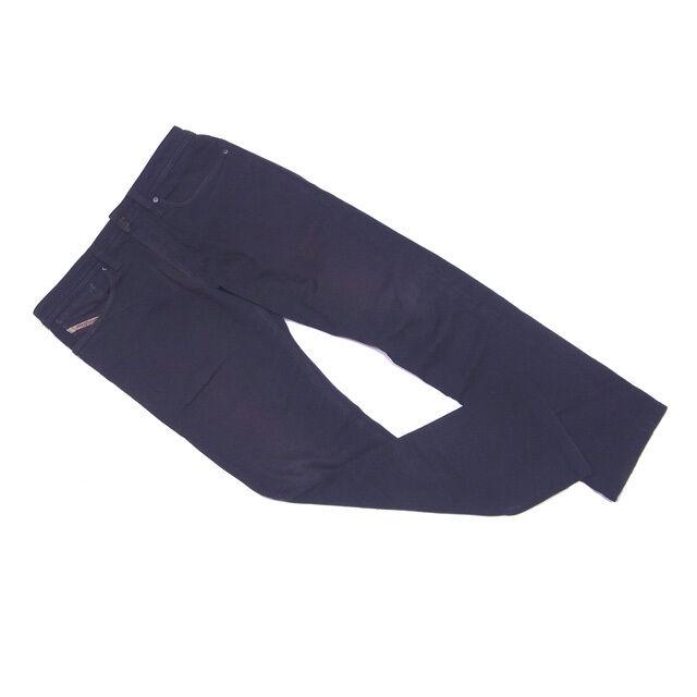 Diesel Jeans denim Navy Woman Authentic Used C3016