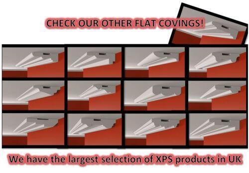 Qualité Polystyrène bouvement corniches A14 60 mm x 70 mm Léger Meilleur Prix
