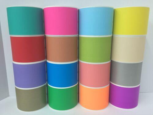 12//RLS: 2-GR, 2-LV, 2-PK, 3-OR, 3-PU Color 30256 Dymo Compatible 2.31x4 Labels