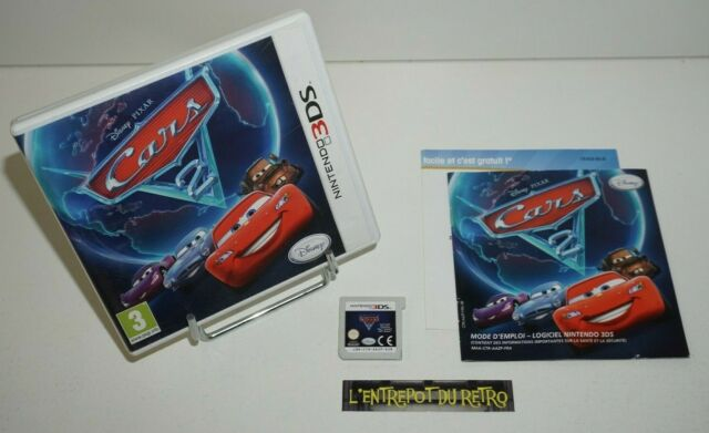 ++ ref 2 / jeu nintendo 3DS CARS 2 ++