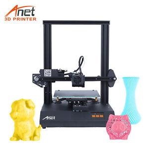 Anet ET4 Pro Stampante 3D Silenzioso Con TMC2208 Driver 220*220*250mm H1T4