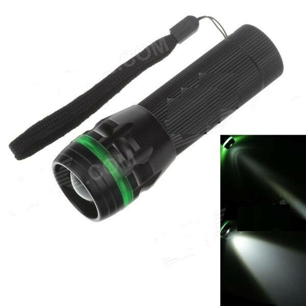 MINI 3IN1 SUPERBRIGHT ZOOM LED TORCH