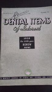Revista-Dental-Items-de-Interes-1937-Journal-Ciencia-Y-Literatura-Dec-N-12
