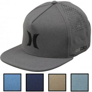 2630a9c7756f2 Image is loading Hurley-Men-039-s-Dri-FIT-Icon-Adjustable-
