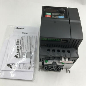 Delta 5hp 37kw vfd inverter variable frequency driver 3ph 380v image is loading delta 5hp 3 7kw vfd inverter variable frequency sciox Images