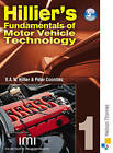 Hillier's Fundamentals of Motor Vehicle Technology: Bk. 1 by Peter Coombes, V. A. W. Hillier (Paperback, 2004)