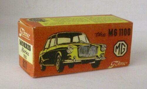831 Morris Marina 1100 REPRO BOX Tekno n