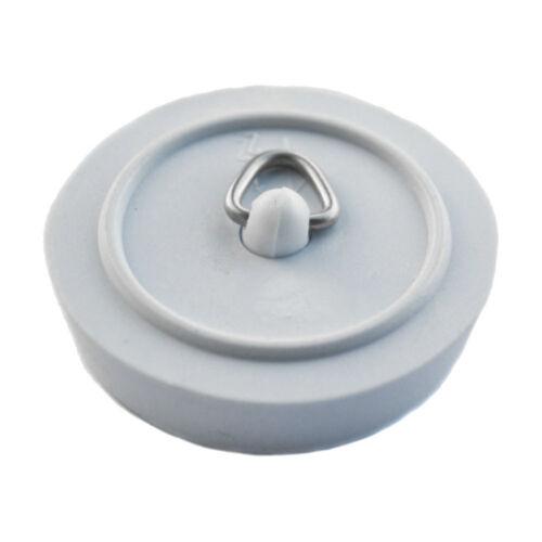 Fort Fasteners® White Basin Plugs 1.3//4 Inch Mini 2 Plugs 45mm