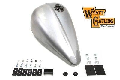 Cole Foster Wyatt Gatling Bobber Gas Tank 84-99 Softails /& FX /& FL 4 Speeds