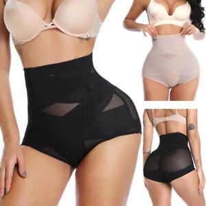 Womens High Waist Body Shaper Underwear Control Slimming Tummy Shapewear Pants
