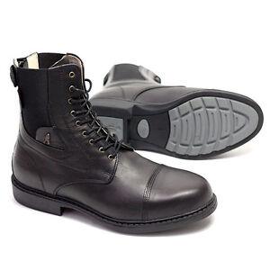 f9b72f076c29 HOBO Leder-Stiefelette Douro HG, Schnürstiefelette, schwarz oder ...