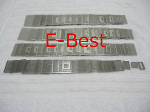87-BGA-reball-stencil-template-QG82945PM-DDR1-DDR2-DDR3