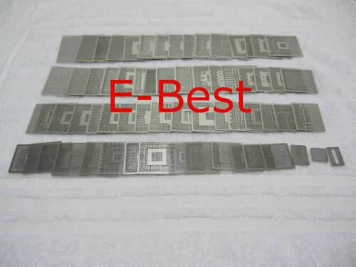28 AMD ATI stencil template 216-0674022 216-0674026 SB700 1100 1150 9200 X1600