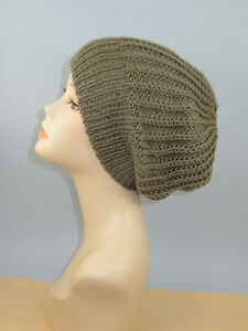 2cf5ffdf2c3 Image is loading PRINTED-INSTRUCTIONS-CHUNKY-SIMPLE-FISHERMANS-RIB-SLOUCH- HAT-