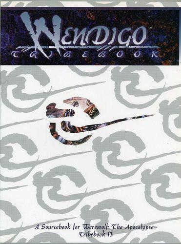 venta mundialmente famosa en línea Wendigo Wendigo Wendigo Tribebook  -  Werewolf  The Apocalypse  para mayoristas