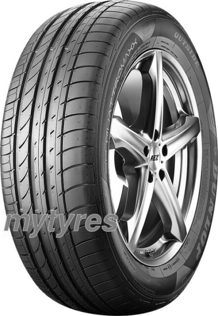 SUMMER TYRE Dunlop SP QuattroMaxx 275/40 R20 106Y XL with MFS
