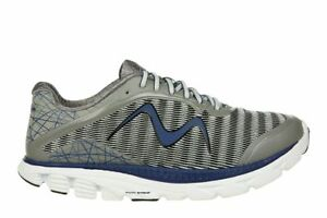 ae3625f1f296 Details about MBT - RACER 18 M Men s Running Shoes Gray Navy