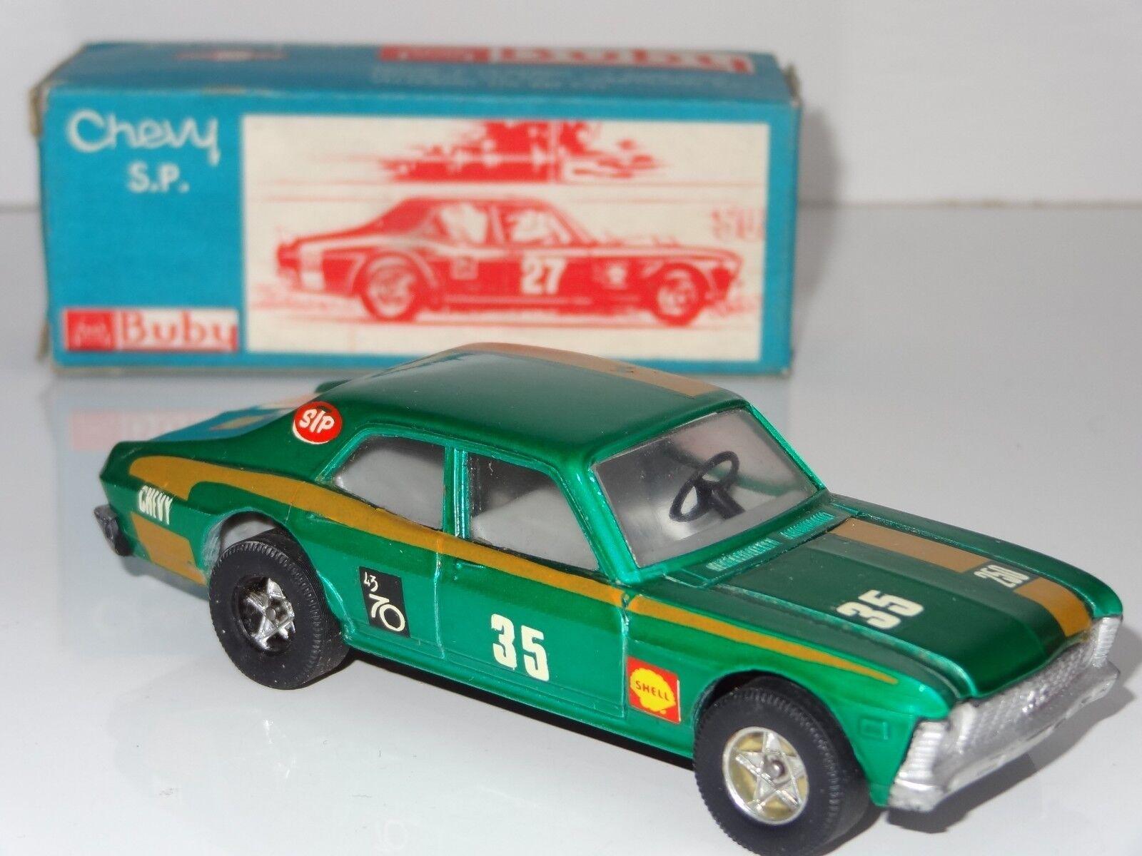 (S) buby toys silverina - CHEVROLET CHEVY SP  - 1033