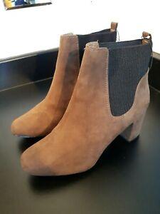 Womens Primark - Brown Khaki Boots