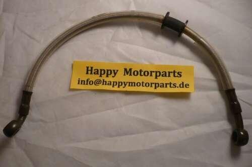 HMParts Moto Cross Dirt Bike Bremsschlauch hinten 8//10 AGB29 36cm