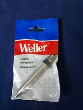 New In Package Weller 1237s 33w Heater Thread On Tip Cooper Tools 132a