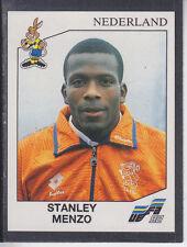 Panini - Euro 92 - # 120 Stanley Menzo - Nederland