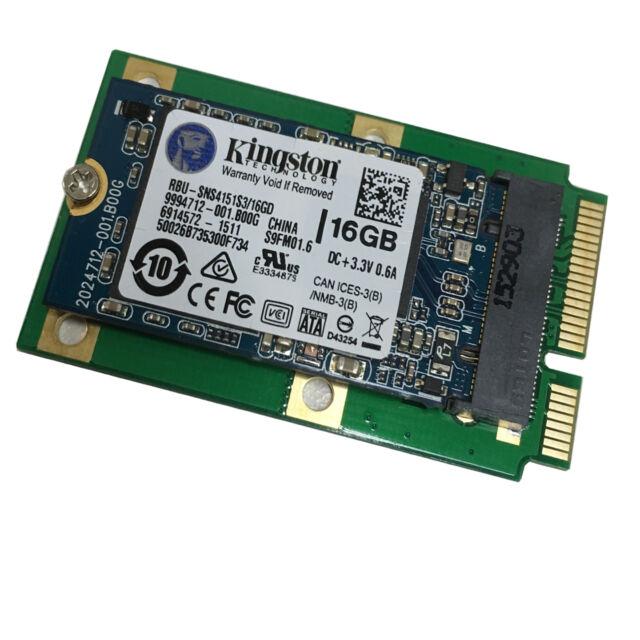 16GB mSATA…SSD 6Gbs…SUPER FAST……