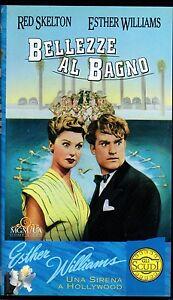 Bellezze al Bagno (1944) VHS MGM Gli Scudi George Sidney Bill ...