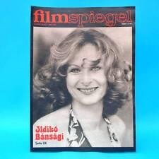 DDR Filmspiegel 20/1976 Gerard Philipe Mario Adorf Ildiko Bansagi Gleb Panfilow