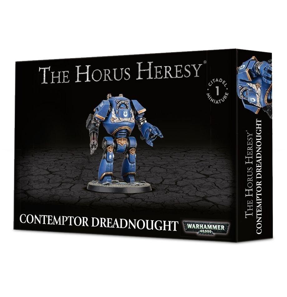 Warhammer 40K vénérable contemptor Dreadnought